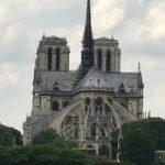 Notre-Dame de Paris : l'ingénierie mobilise ses expertises techniques et humaines pour sa reconstruction