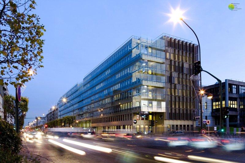 Météo France et l'IGN réunis dans un bâtiment restructuré