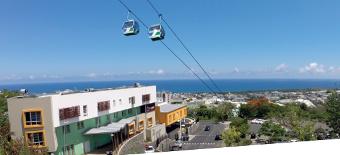 Saint-Denis de la Réunion aura son premier téléphérique urbain