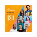 Une année riche en événements, découvrez notre Rapport Annuel 2018 - 2019