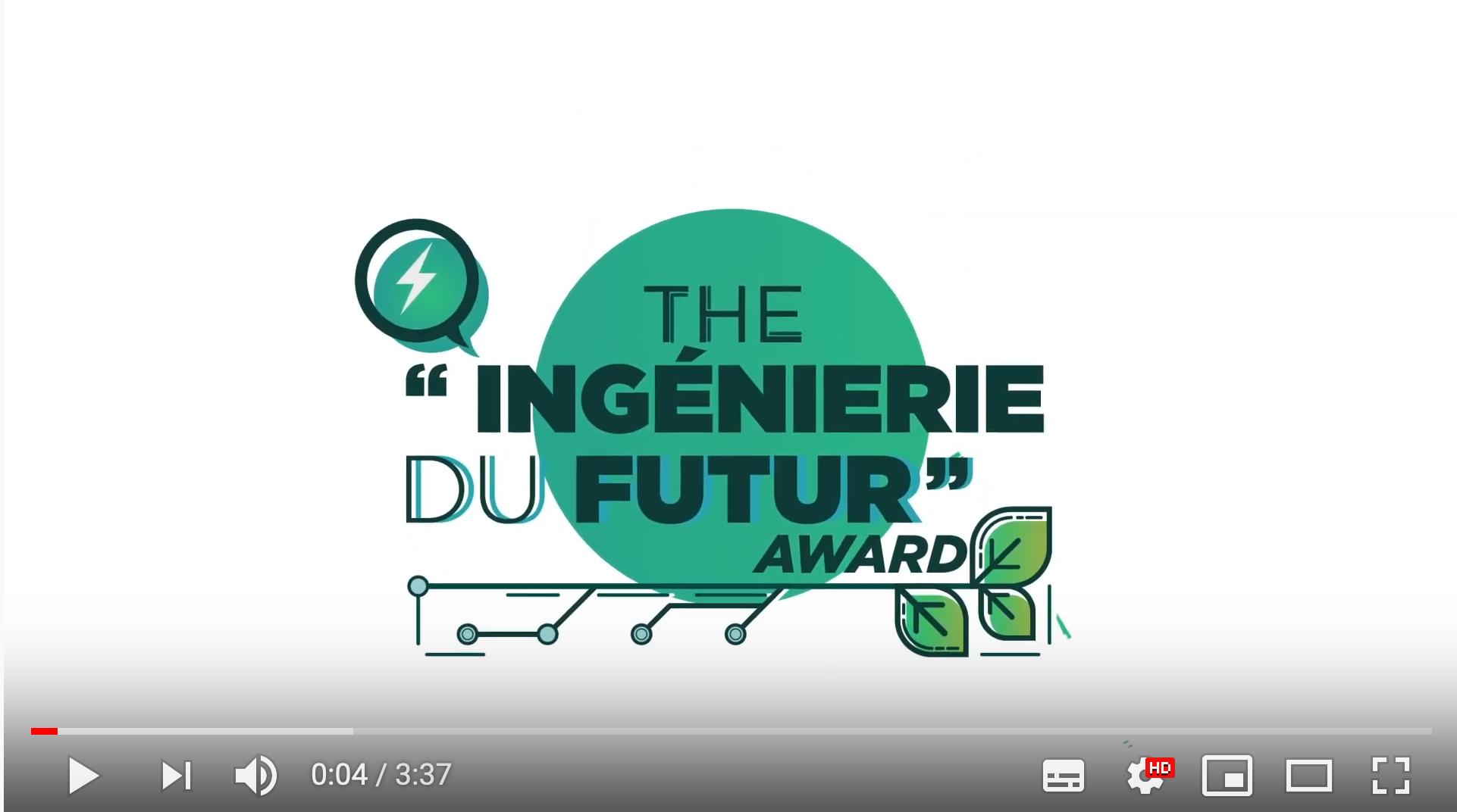 [EN VIDEOS] Découvrez le palmarès 2019 du Prix de l'Ingénierie du Futur