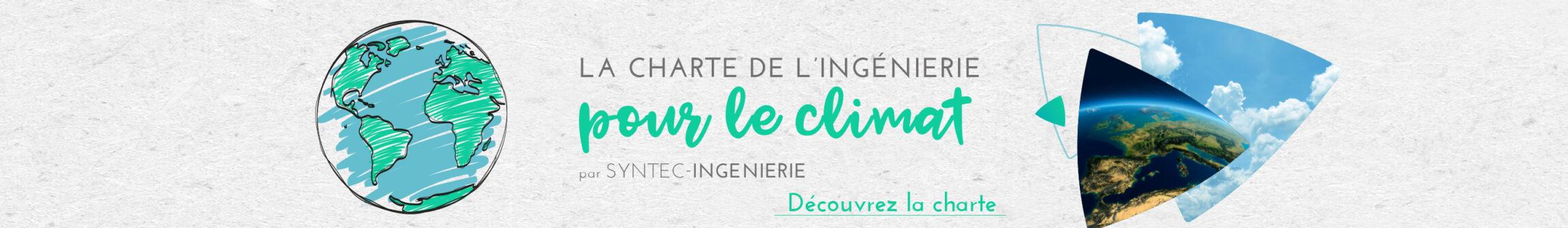 Bandeau Charte Climat