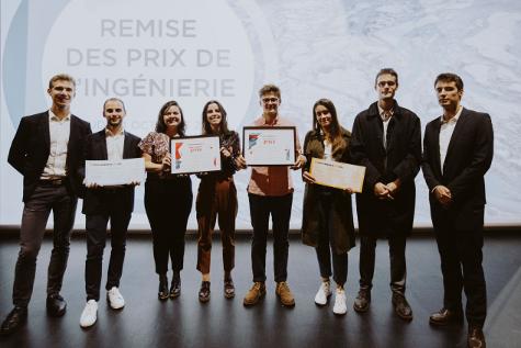 Des projets étudiants engagés pour le climat ! Découvrez le palmarès 2019 du Prix de l'Ingénierie du Futur