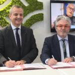Signature de la convention CEREMA / Syntec-Ingénierie, le 20 novembre 2019 au Salon des Maires et des Collectivités locales