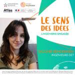 PODCAST - Salomé Senckeisen partage son parcours et ses idées pour parvenir à l'égalité femmes-hommes dans les métiers de l'ingénierie