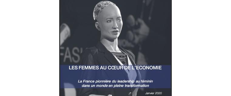 Syntec-Ingénierie salue et soutient le rapport « Les femmes au cœur de l'économie » du Women's Forum.