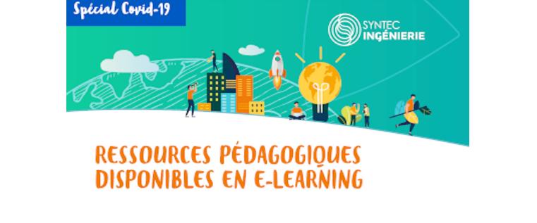 Se former durant le Covid-19 : Ressources en e-learning