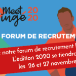Forum de recrutement Meet'ingé