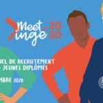 Les entreprises d'ingénierie et les candidatsprêts à se retrouver sur le forum digital Meet'ingé les 26 & 27 novembre