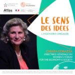 PODCAST, INVITÉE SPÉCIALE - les recommandations de Chiara Corazza, Directrice Générale du Women's Forum pour un monde plus juste et inclusif