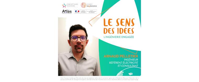 PODCAST - Arnaud Pelletier, reconnu travailleur handicapé, réalise des missions d'expertise pour les sites nucléaires