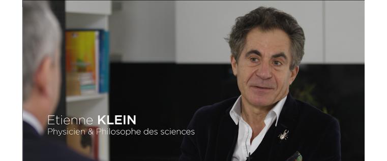 Découvrez en vidéo l'échange entre Pierre Verzat et Etienne Klein, ingénieur et philosophe