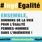 Journée Internationale des droits des femmes : ensemble, donnons de la voix pour l'égalité femmes-hommes dans l'ingénierie !