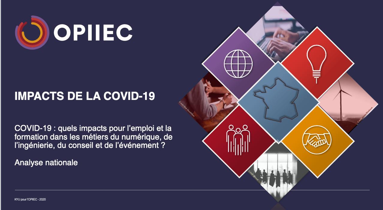 8 mars : participez à la restitution de l'étude COVID-19, quels impacts pour l'emploi et la formation dans les métiers de l'ingénierie ?