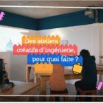 Syntec-Ingénierie noue un partenariat avec les Ingéniaux pour éveiller les enfants au plaisir de concevoir et de créer