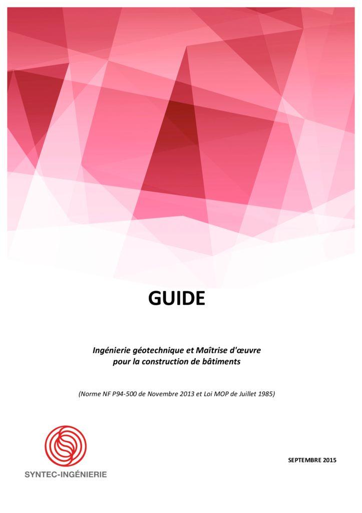 thumbnail of 2015-09-01</br>Guide-Ingénierie-géotechnique-MOE-pour-construction-des-bâtiments