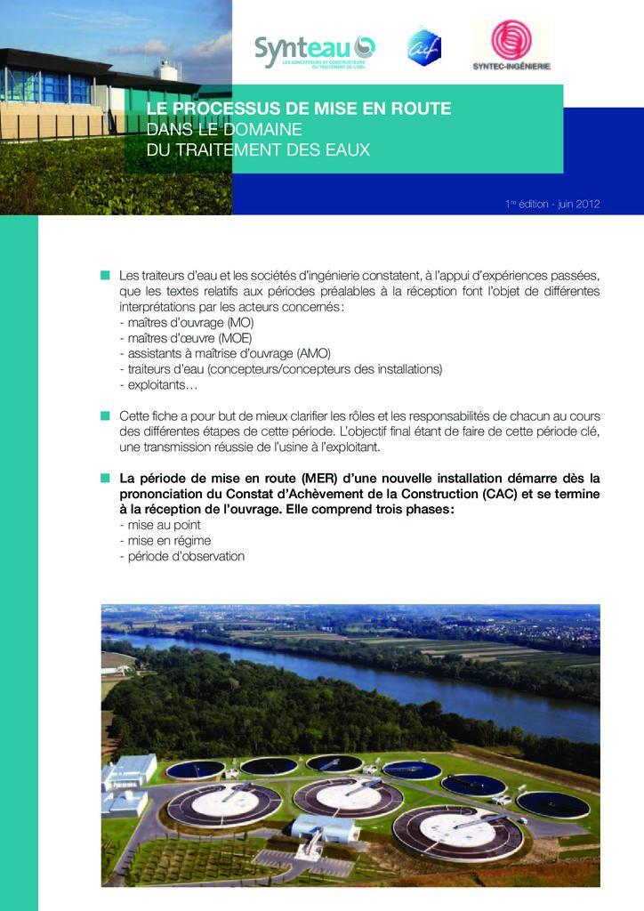 thumbnail of 2012-06-01</br>Le-processus-de-mise-en-route-dans-le-domaine-du-traitement-des-eaux