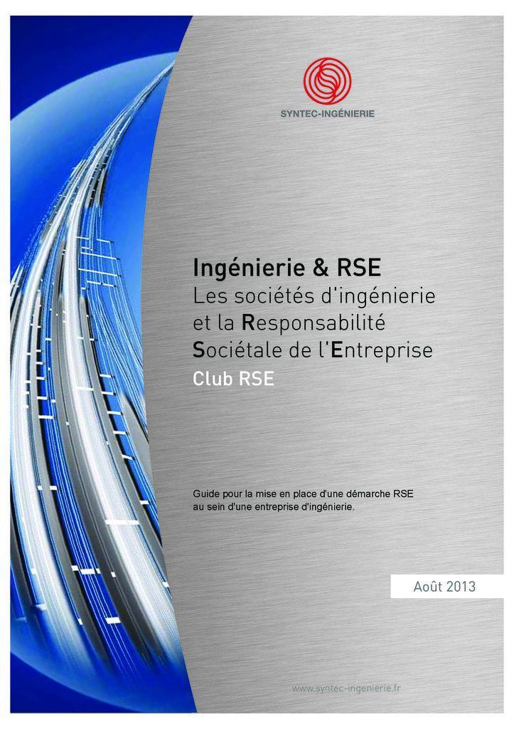 thumbnail of 2013-08-30</br>Ingénierie-&-RSE-Les-sociétés-d'ingénierie-et-la-Responsabilité-Sociétale-de-l'Entreprise